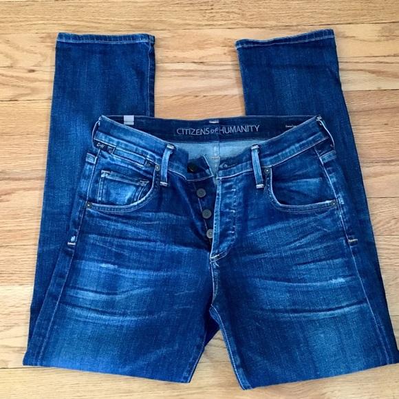 Citizens Of Humanity Denim - Citizens of Humanity Emerson Slim Boyfriend Jeans